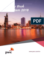 Pwc Vietnam Pocket Tax Book 2018 Vn