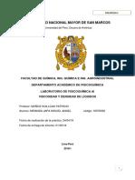 Informe 4 Viscosidad y Densidad