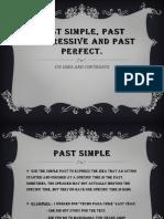 Past Perfect - Past Simple - Past Continuous.pptx