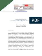 Desarrollo Rural en Chile