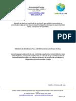 TDR Cartillas y Laminas Generadoras Manctzolojya 2015