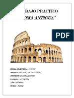 Trabajo Práctico Roma