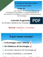 Aula Sociologia Indiv x Social