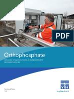YSI WTW Ortofosfato