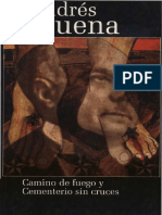 Andres Requena Camino de Fuego y Cementerio Sin Cruces