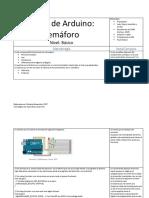 Taller de Arduino Semaforo.docx