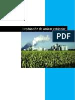 Producción de azúcar estándar