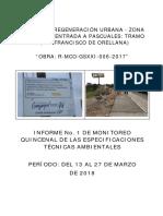 Informe Quincenal No 1 Pascuales 1