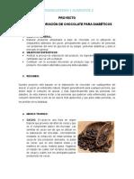 Proyecto de Cacao
