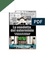 La Vendetta Del Exterminio Libro