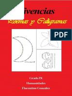 Vivencias Poemas y Caligramas Colegio Florentino Gonz%257balez
