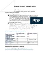 guideline for students   parents after high school weebly websource download  word
