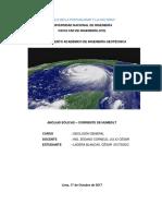 Anomalias Eólicas en El Perú