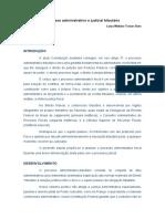 LC Processo Administrativo e Judicial Tributário