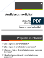 Analfabetismo Digital