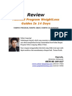 Review Program Solusi Langsing