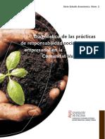 Estudios Económicos_Nº 2 - Diagnóstico de Las Prácticas de Responsabilidad Social Empresarial en La Comunitat Valenciana