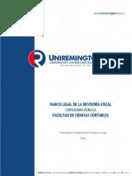 Marco Legal de La Revisorial Fiscal_2016