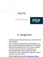 Colitis Materi Kuliah