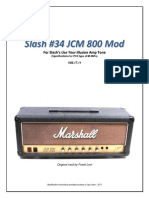 FINAL Slash JCM 800 #34 Mod Specs 061711[1]