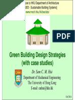 Green Building Design Strategies (With Case Studies)