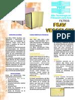 Filtro FSAV