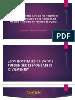 Presentación Dra. Georgina Alicia Flores Madrigal