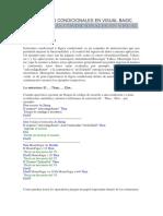 Estructuras Condicionales en Visual Basic