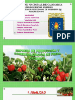 Fresa Orgánica 1(0)