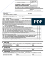 04-SGSST F 62 Permiso de Trabajo Electrico.pdf