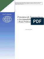 21- Princípios de Transparência e Accountability - Boas Práticas