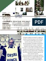 Anuario 2017 Centro Helmut Frenz