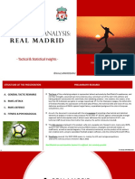 Liverpool - Real - Opposition Analysis