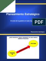 Planeación de Ingeniería de Proyectos 1