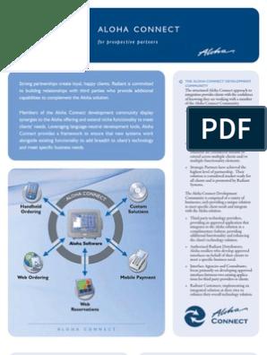 Aloha_Connect | Application Programming Interface | Software Development