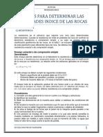 propiedades indice