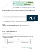 CSI Wildlife Worksheet1