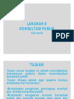 37LPF 8 Konsultasi Publik
