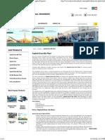 Mobile Asphalt Drum Mix Plant - Manufacturer,Supplier,Exporter