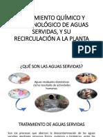 TRATAMIENTO QUÍMICO Y BIOTECNOLÓGICO DE AGUAS SERVIDAS,.pptx