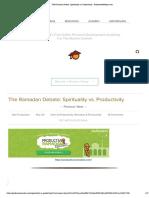 The Ramadan Debate_ Spirituality vs. Productivity.pdf