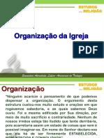 02_Organização Da Igreja