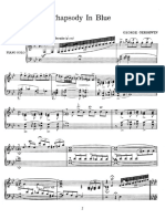 Rapsodia in blu (Rhapsody in Blue) Piano solo - Piano - George Gershwin.pdf