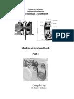 Design Hand Book-I