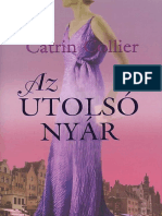 Catrin Collier - Az Utolsó Nyár 4e4b2f7d41