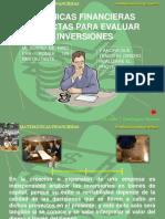 Tecnicas_financieras Van y Tir 2015 1