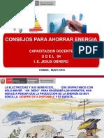 Consejos Para Ahorrar Energia Capacitacion