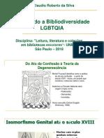 Revelando a Bibliodiversidade LGBTQIA