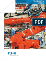 Catalogue Bussmann NH Fuses 2017 02 En