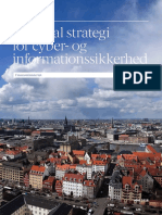 National Strategi for Cyber Og Informationssikkerhed 2018